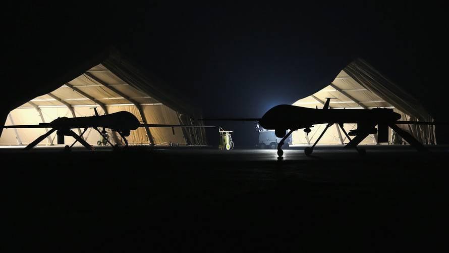 Дональд Трамп дал ЦРУ право наиспользование дронов для уничтожения террористов