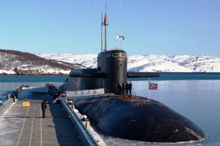 In 2017, la riparazione di tre sottomarini della Marina russa sarà completata