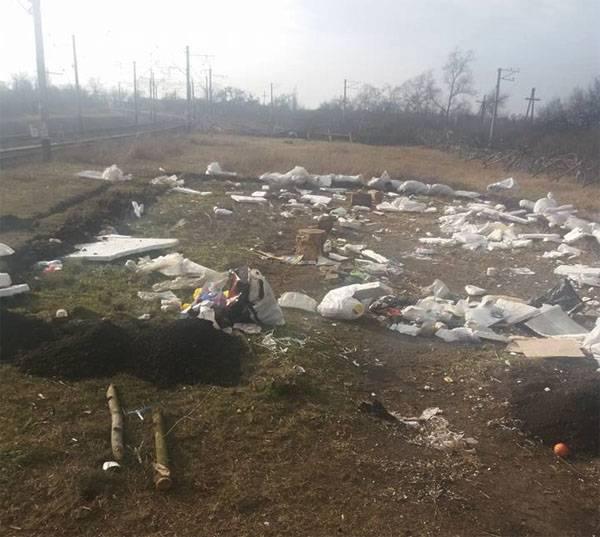 A los participantes del bloqueo de Donbass se les pagó hryvnia 400 por día.