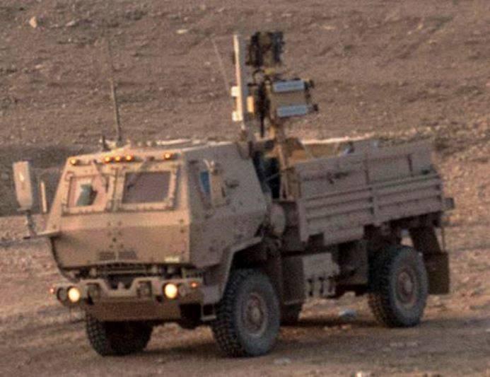 Americanos usam no Iraque, um novo sistema para combater UAVs