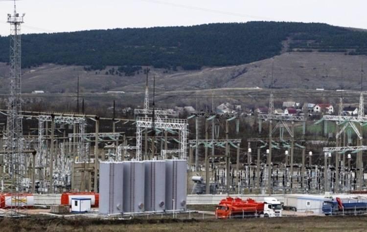 Крымский энергомост получил дополнительную защиту