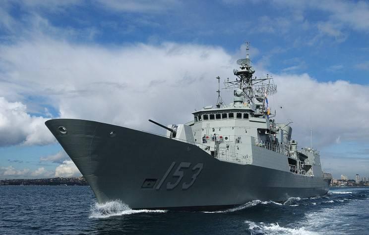 ВМС Австралии завершили модернизацию фрегатов типа Anzac