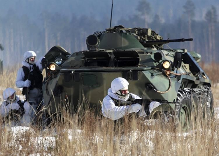 Подразделения охраны РВСН приступили к отработке действий в высших степенях боеготовности