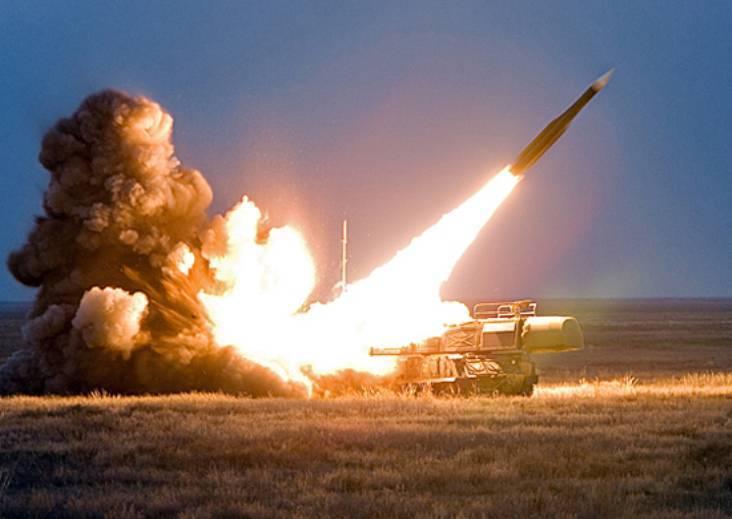 Крупномасштабные учения войск ПВО РФ по отражению массированного авианалета