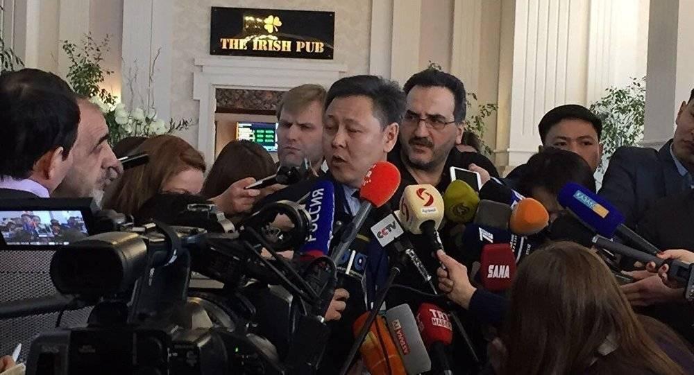 Сотрудники стран-гарантов поперемирию вСирии встретятся свооруженной оппозицией