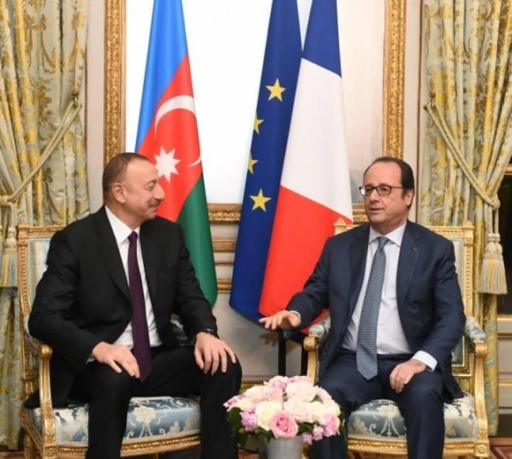 Aliyev: Die territoriale Integrität der Republik ist nicht verhandelbar