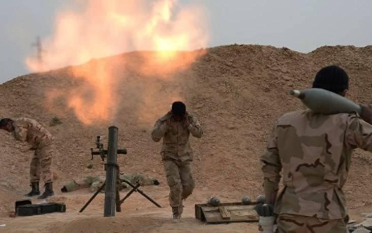 Militares sírios capturaram outra alta estratégica perto de Palmyra