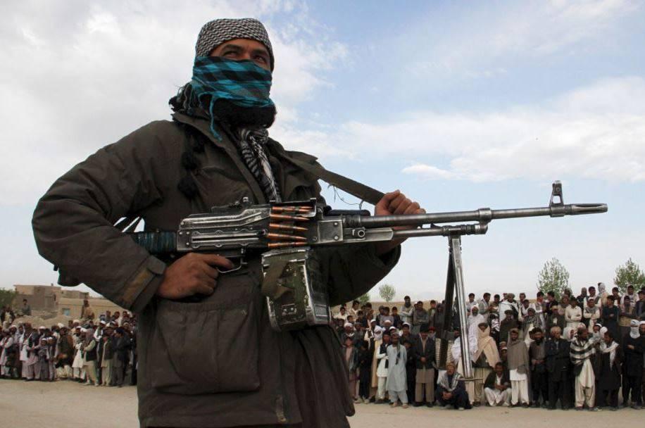 Лавров: попыткиИГ закрепиться насевере Афганистана вызывают особое опасение
