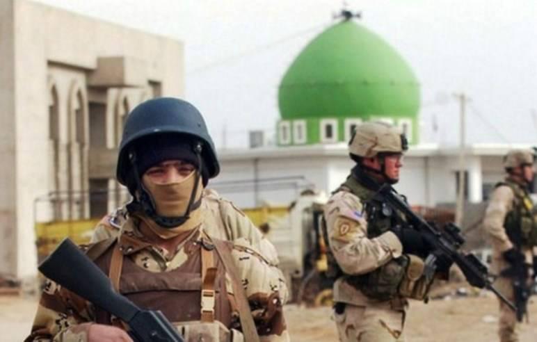Der irakische Geheimdienst versucht, den Standort des Führers der IG zu bestimmen