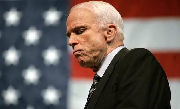 Маккейн назвал агентом Путина сенатора-однопартийца, заблокировавшего вступление Черногории в НАТО