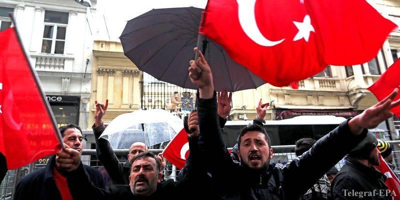 Турция передала ООН о несоблюдении прав женщин вНидерландах