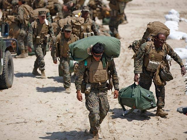 WP: США планируют направить вСирию еще до 1 тыс военнослужащих