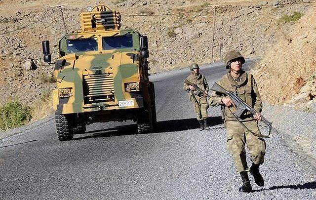 В Турции принята стратегия развития вооруженных сил