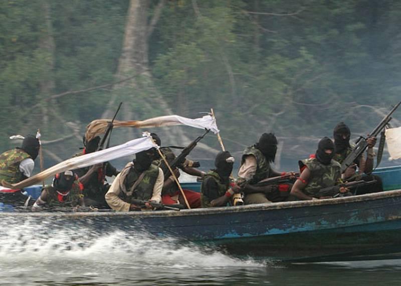 Experten: Das Problem der Piraterie auf See wird in 2018 stark ansteigen