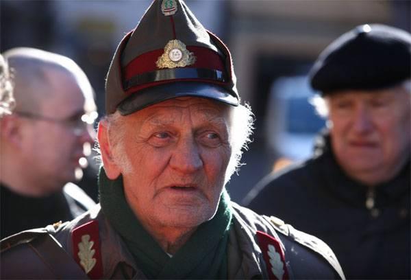 По Риге вновь маршируют легионеры ваффен СС и их последователи