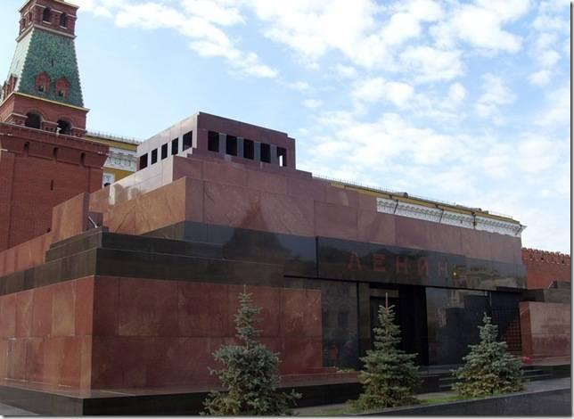 В РПЦ МП назвали идею о захоронении тела Ленина несвоевременной