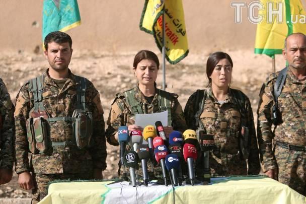 Сирийская оппозиция заявила о полном окружении Ракки