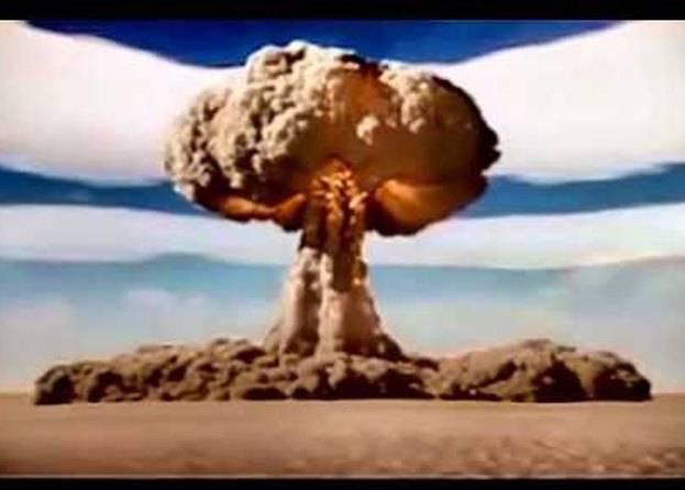 Американские ученые опубликовали документальные фильмы о ядерных испытаниях