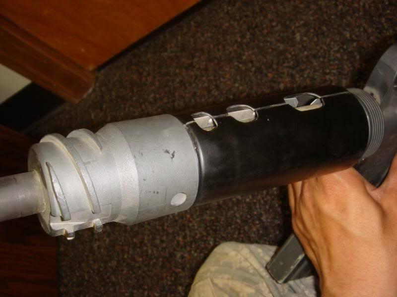 Automatikgewehr M231 Schusswaffe (USA)