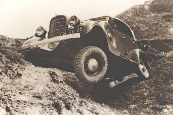 «Эмка»: история службы автомобиля-офицера (часть 2)