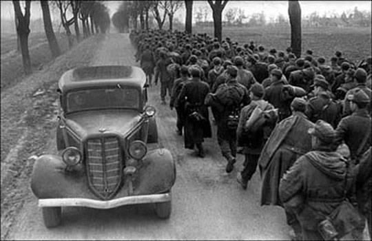 «Эмка»: история службы автомобиля-офицера (часть 1)