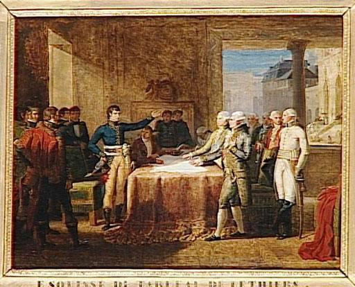 Как Наполеон стал хозяином Италии