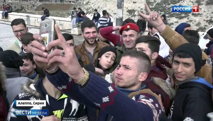 La polizia militare russa ha guadagnato immenso rispetto tra i siriani