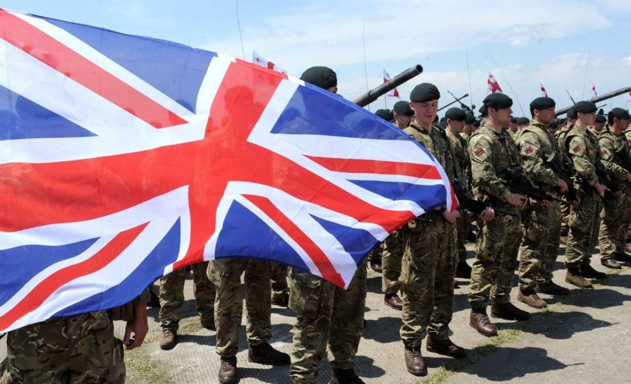 ВЭстонию прибыло крупное подразделение батальона НАТО
