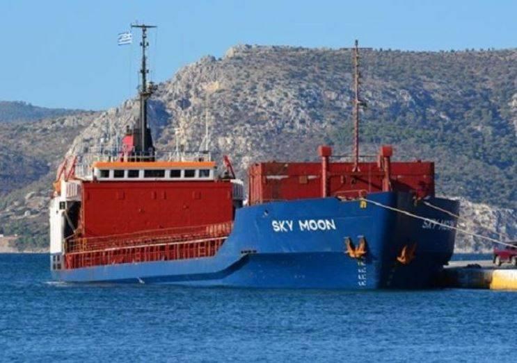 Суд в Одессе конфисковал танзанийское судно, заходившее в Крым