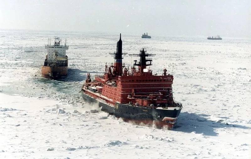A Rússia está consolidando o transporte marítimo para assegurar a entrega militar ao Ártico e aos Kuriles
