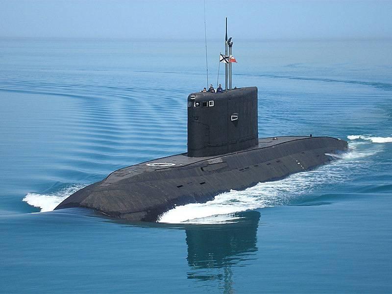 """In der ersten Jahreshälfte werden zwei """"Varshavyanka"""" für die Pazifikflotte verlegt"""