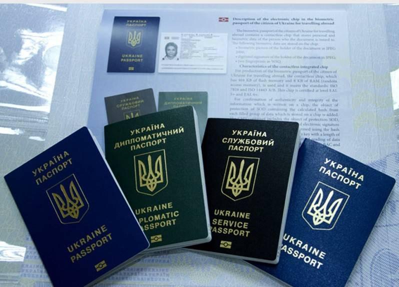 Украинское гражданство теперь можно купить