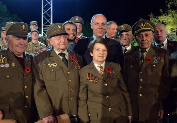 """Paruby erzählte, wie """"vor 100 Jahren die Ukraine die Krim von Russland eroberte"""""""