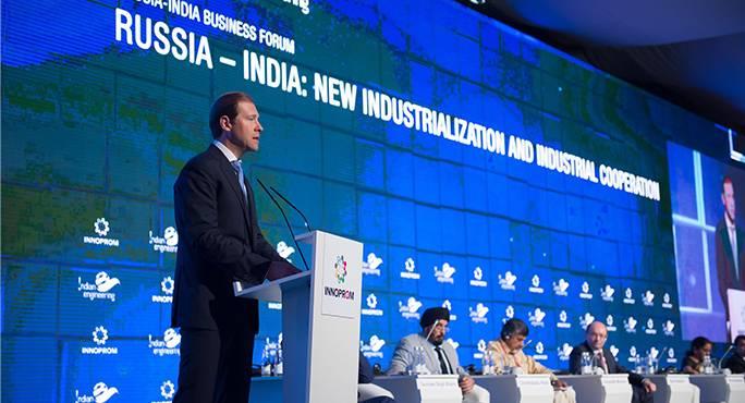 Deli hospeda conferência militar-industrial russo-indiana