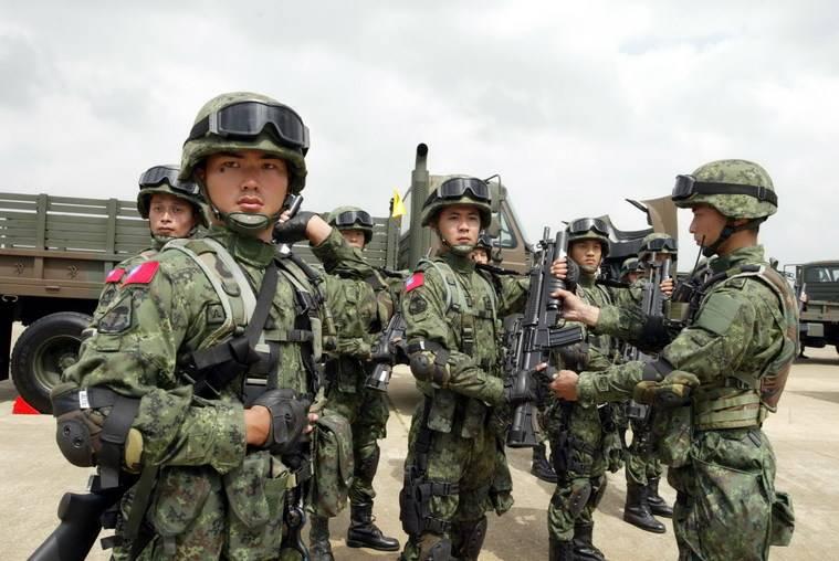США планируют поставить на Тайвань противокорабельные ракетные комплексы