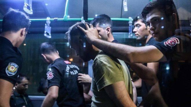 Турция обвинила руководство  Германии впричастности кпопытке госпереворота