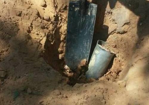 Третий с начала месяца обстрел израильской территории из сектора Газа