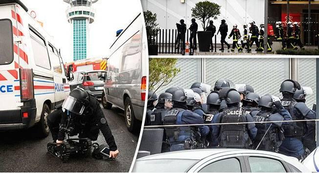 Zwei Angriffe auf Sicherheitskräfte in Paris