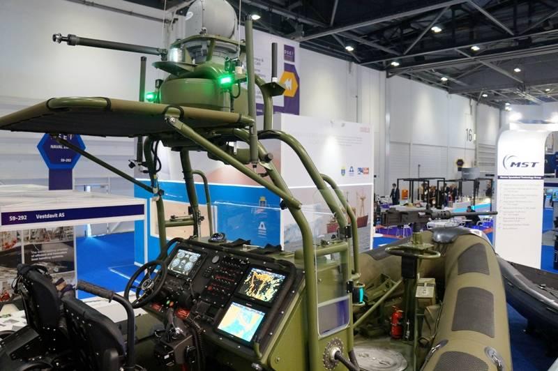 내륙 수로 : 강제 투영 기술