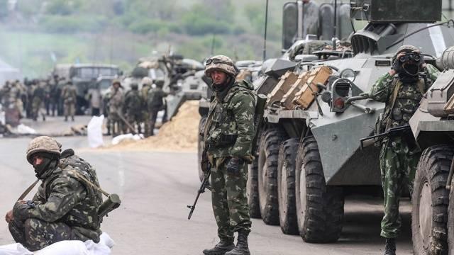 Eine kleine Bemerkung zu einer möglichen neuen Verschlechterung im Donbass