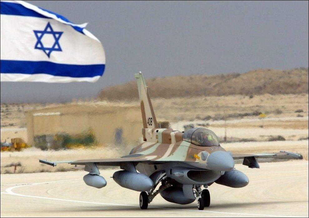 Израиль пригрозил ПВО Сирии уничтожением после обстрела собственных  самолетов