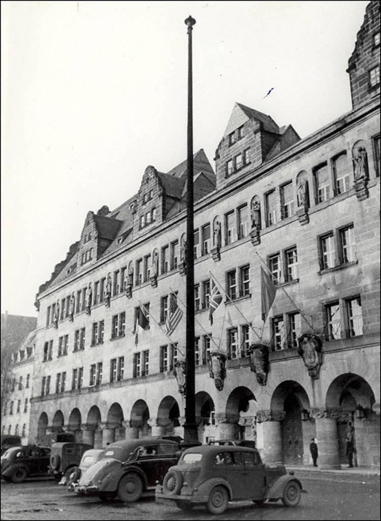 Nuremberg através dos anos 70. História em fotos