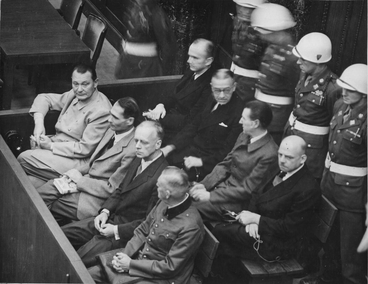 contributions of the imt at nuremberg In this lesson we will learn about the 1945-1946 international military tribunal at nuremberg, including who was tried, which countries oversaw the trials, and the results of the trials.