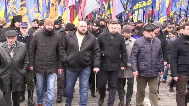 Украинская нацистская революция