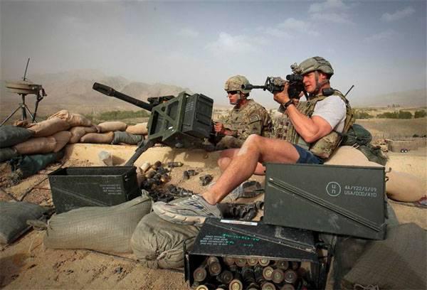 Афганский парламент назвал военное присутствие США в стране неэффективным