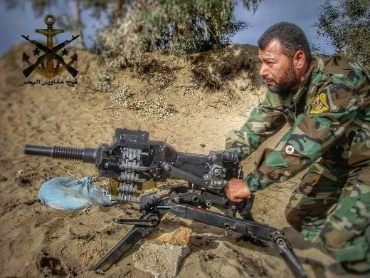 В Сирии АГС-17 пользуются большой популярностью