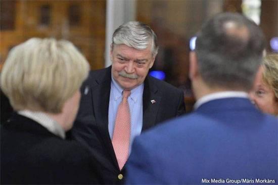 Латвийские политические элиты опасаются встреч с новым российским послом?