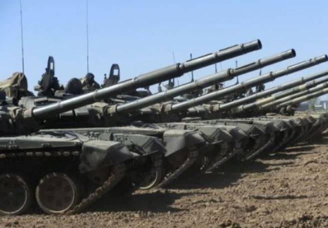 Эксперт: наличие танков превращает ВДВ в аналог Корпуса морской пехоты США
