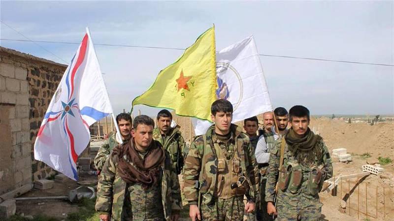 Wird Russland eine Basis in Syrisch-Kurdistan errichten?
