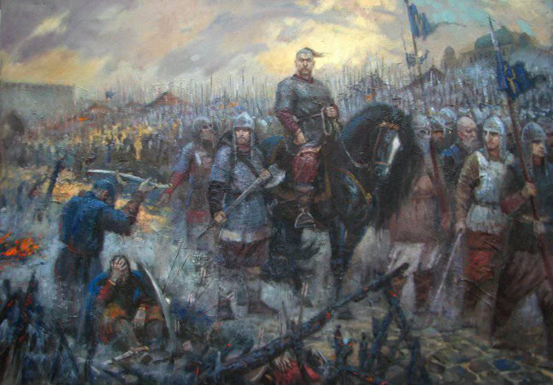 O Mistério da Morte do Grande Príncipe Russo Svyatoslav Igorevich